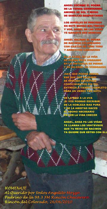 En memoria Angelito Mozzo