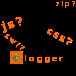 Archivos en blogger