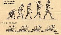 evolucion de la mujer