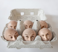 Huevos con photoshop