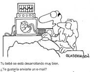 Humor: el ecografo
