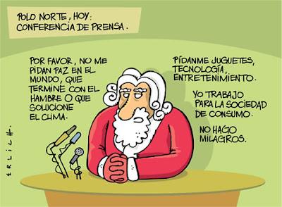 Papa noel navidad 2010