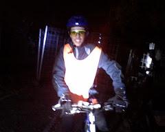 Delane de unas obras del carril bici