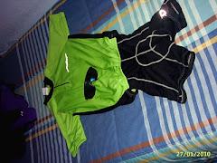Mi equipación de vernao (ciclismo)