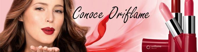 Conoce Oriflame