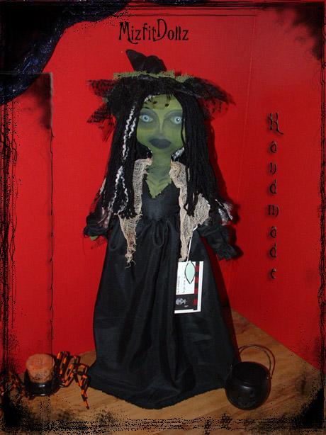 gothic doll maker:
