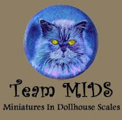 Miniatures In Dollhouse Scales