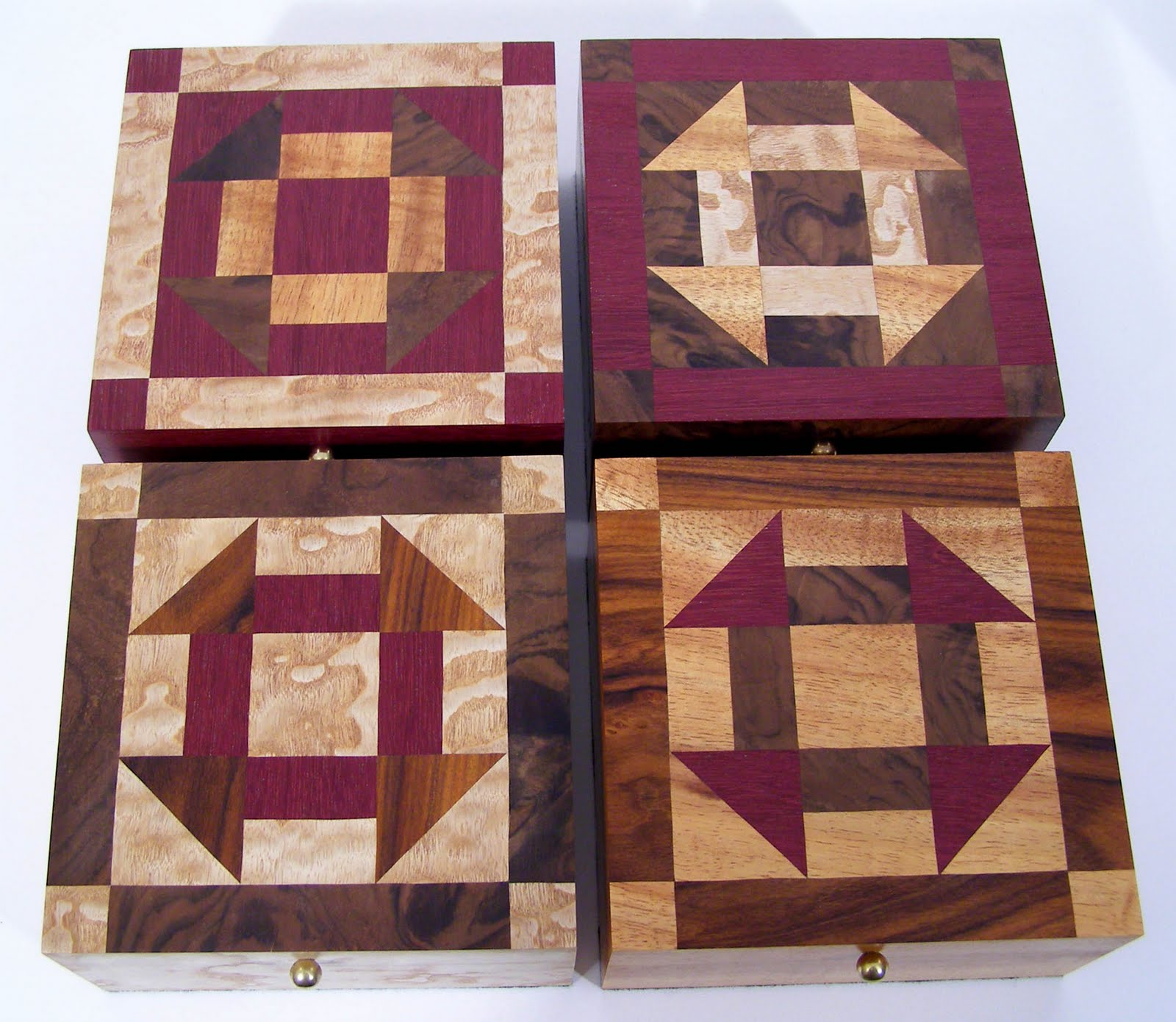 Quiltboxes Hole In The Barn Door Boxes