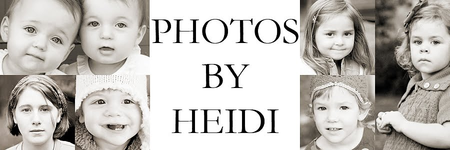 Photos By Heidi