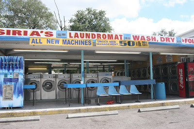 ADDetours ~ Outdoor Laundromat