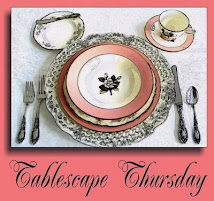 ~ Tablescape Thursday ~