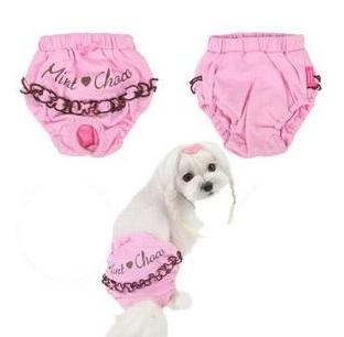 Free Dog Diaper Pattern