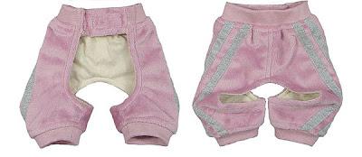 pantalon de perrito