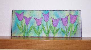 tulip paper quilt
