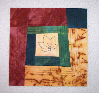 fabric quilt page