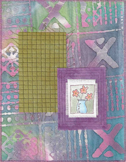 fabric journal quilt