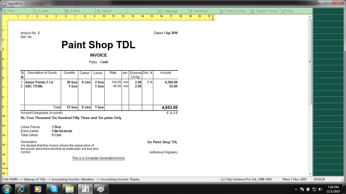 shop invoice paint shop invoice png shop invoice 2511