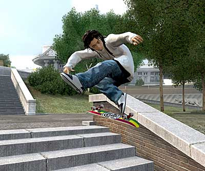 Tony Hawk's Project 8. (2006). Consolas Xbox y PlayStation 2.