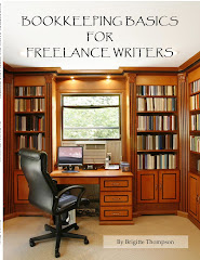 Bookkeeping Basics for Freelance Writers - New Release