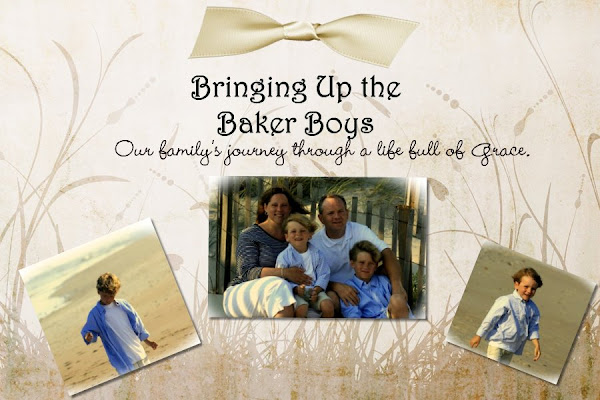 Bringing Up the Baker Boys