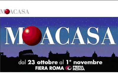 Moa casa alla fiera di roma coffee break the italian - Moa casa roma 2017 ...
