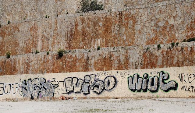 Photo: Mariann Lennert - Graffiti - Mallorca