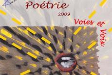POÉTRIE 2009: VOIES ET VOIX
