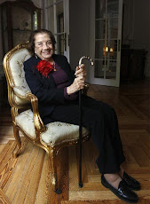 In memoriam. OLGA CHAMS SE MERECE EL PREMIO REINA SOFIA DE ESPAA