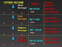 Modal & Potensi Income