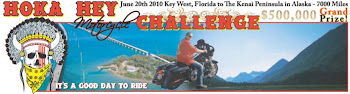 2010 Hoka Hey Motorcycle Challenge Web Site