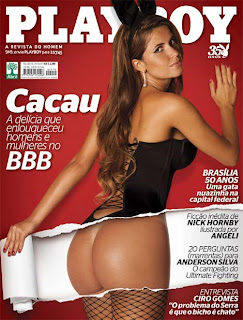 Cacau pelada capa Abril