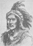 Tenkswata proclamó la maldición de Tecumseh en 1836