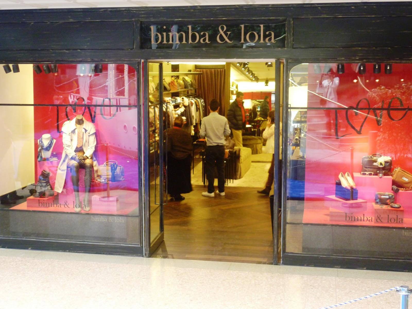 De la moda y otros demonios bimba lola entr a - Centro comercial moda shoping ...