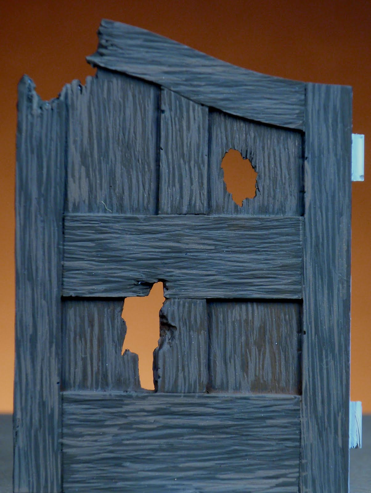 Jesus gamarra historia viva paso a paso de pintura de - Pintura puertas madera ...