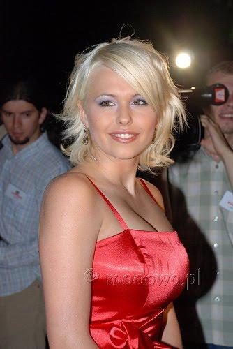 Spicy Hollywood: Sexy Celebrity Iga Eve Wyrwal Hot Photo