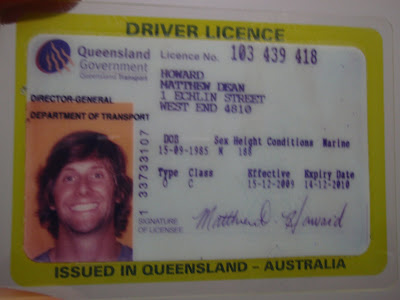 how to get an australian drivers license