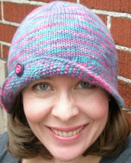 The Not-Just-For-Chemo Reversible Cloche - a free pattern