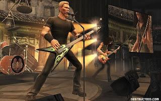 Digitized Metallica in GH: Metallica