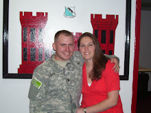 Me and My Soldier on 12/14/09