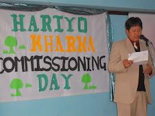 Hariyo Kharka-Green Pasture