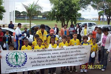 Dia da Paz - 2007