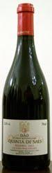 1244 - Quinta de Saes Reserva Estágio Prolongado 2002 (Tinto)