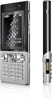 Sony Ericsson T700 mobile phone