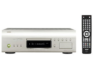denon universal disc player