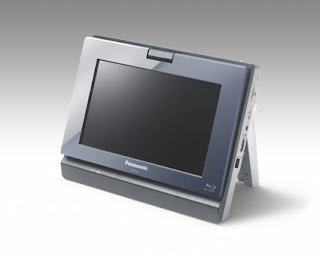 panasonic dmp-b15 portable blu ray player