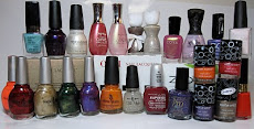 R3 Daily: Clean Out My Polish Giveaway!!