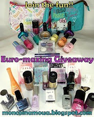 The Euro-mazing Giveaway !!