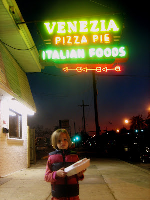 Venezia Pizza Pie Italian Foods