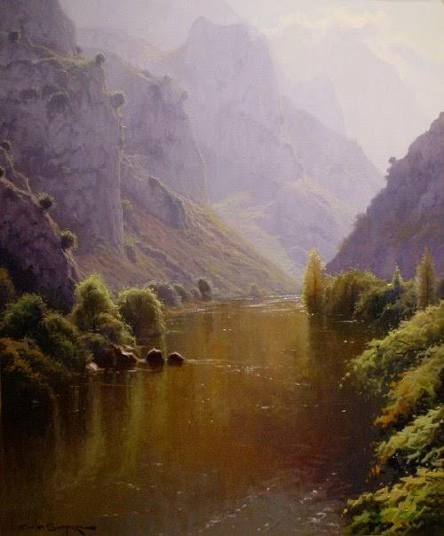 Exposiciones en zaragoza pintura museos fotograf a - Pintores en asturias ...