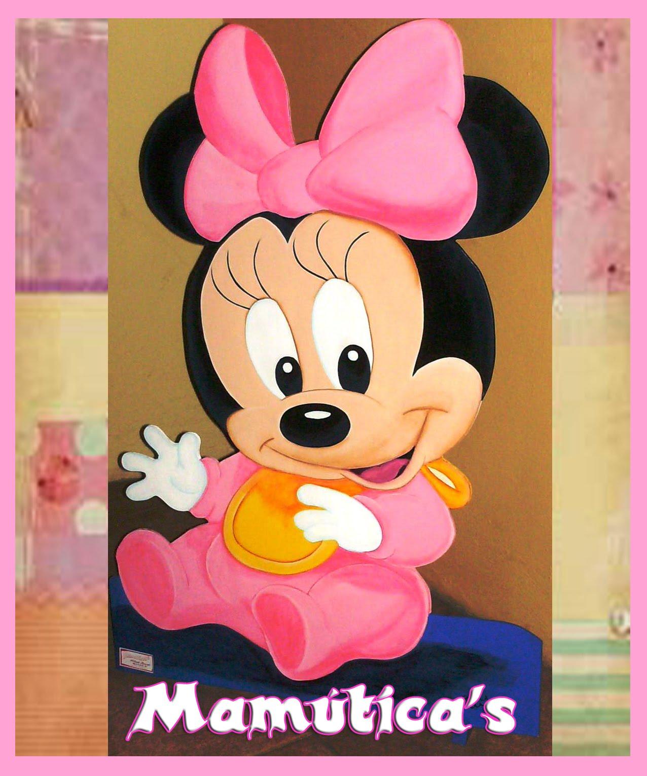 Mamutica's: Baby Minnie